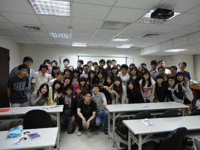 2011 企業參訪大合照